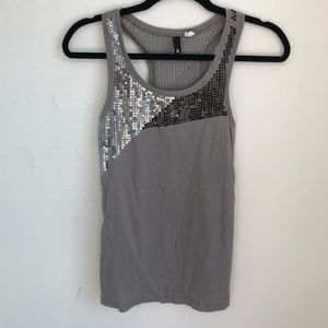 H&M Sequence Razor back tank